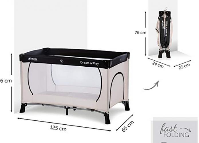 Lit parapluie / Folding bed