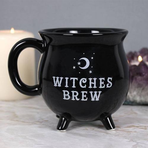 Mug sorcière chaudron