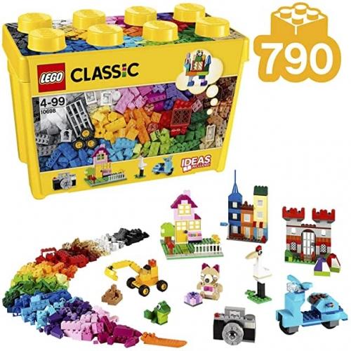 Lego briques 10698