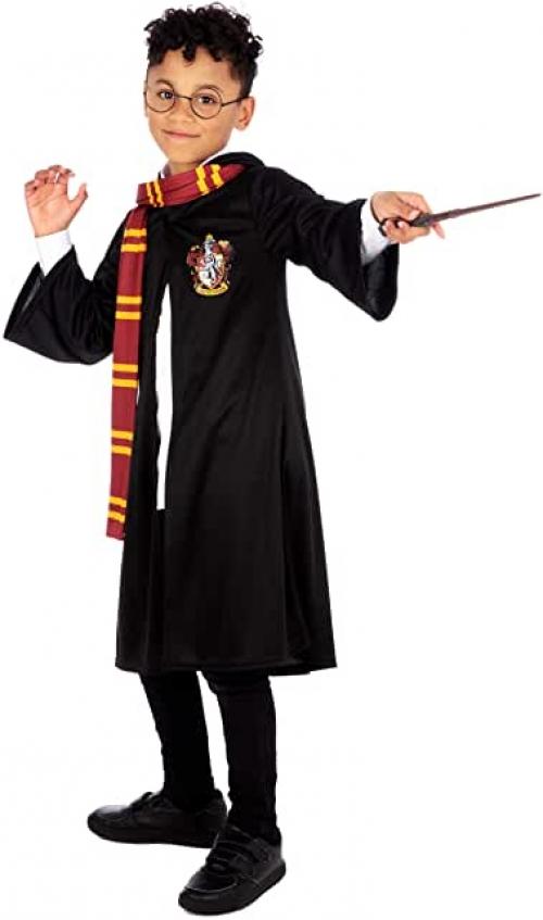 Cape et écharpe Harry potter Taille 9-10 ans