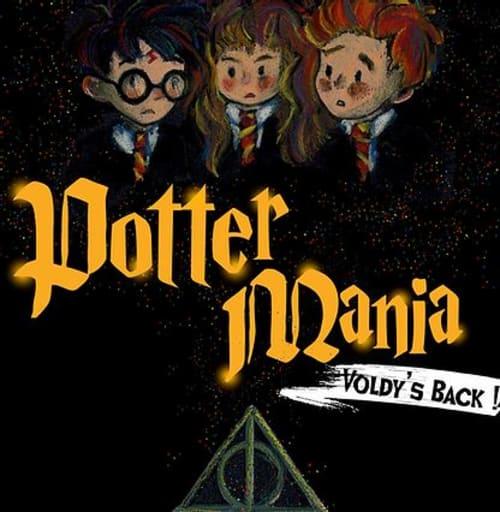 Pottermania - Les CD's audio des 2 spectacles