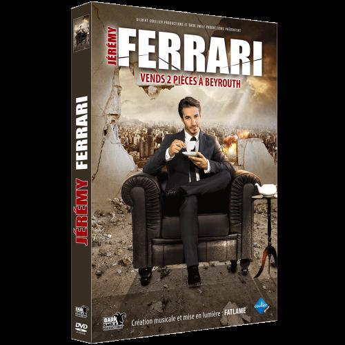 DVD : ved 2 pièces à Beyrouth (Jérémi Ferrari)